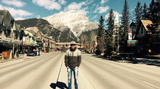 Grippe in Banff